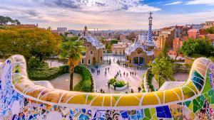 GALLERY-SPAIN Barcelona shutterstock_407568172