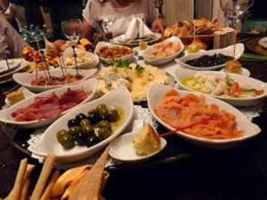 cuban buffet