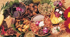 hawaiian-luau-food