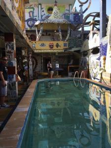 tile pool view