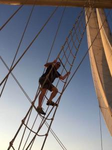 Climb the Mast Bill